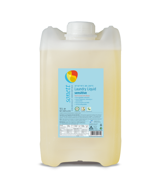 Laundry Liquid Sensitive (2.6 gal/10L)