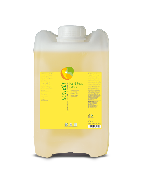 Hand Soap Citrus (2.6 gal/10L)
