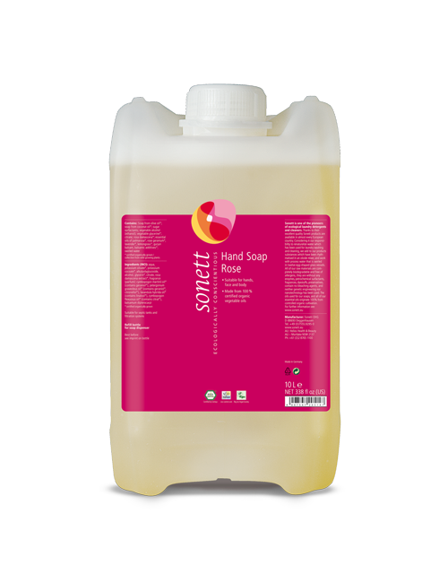 Hand Soap Rose (2.6 gal/10L)