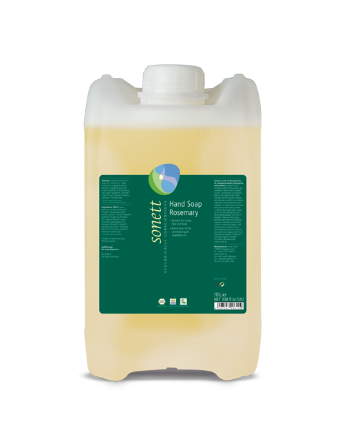Hand Soap Rosemary 2.6 gal/ 10L