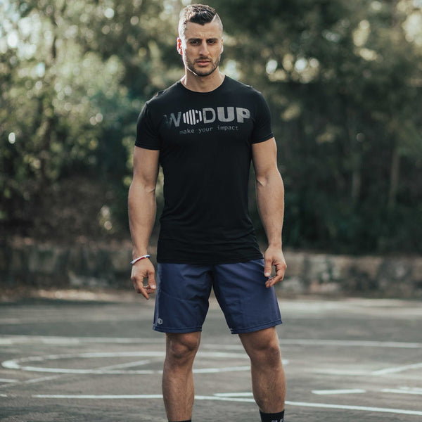 Men's Reload T - In The Black