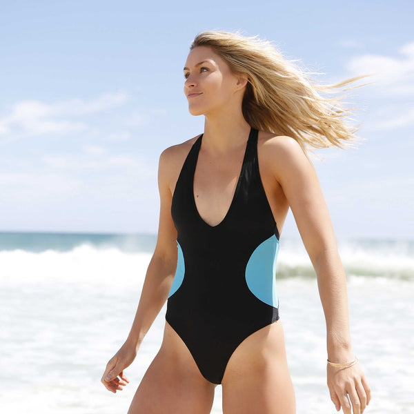 Ladies' One-Piece Swimsuit - Razor