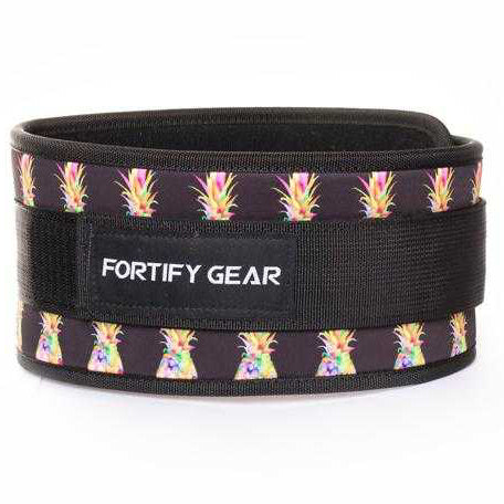 Fortify Gear Pineapple Velcro Belt