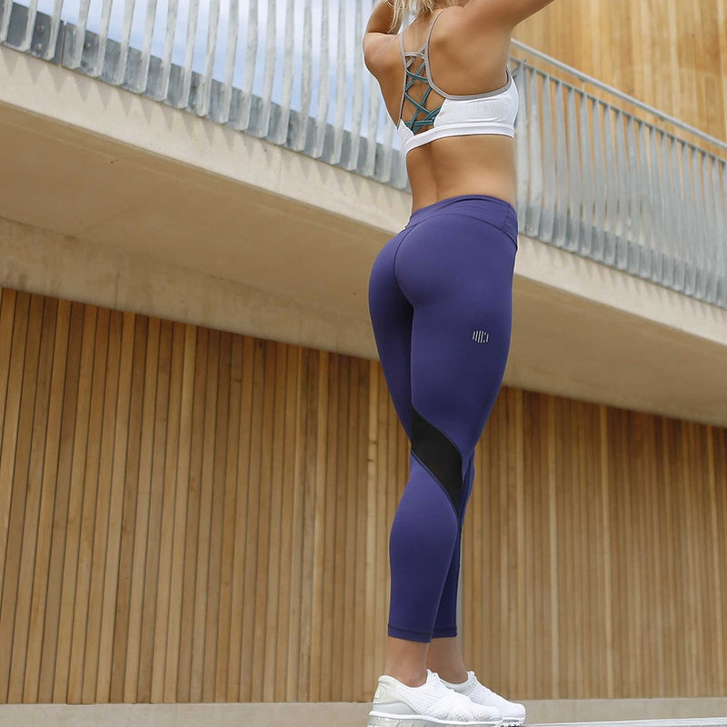 Ankle Freezer Leggings - Midnight