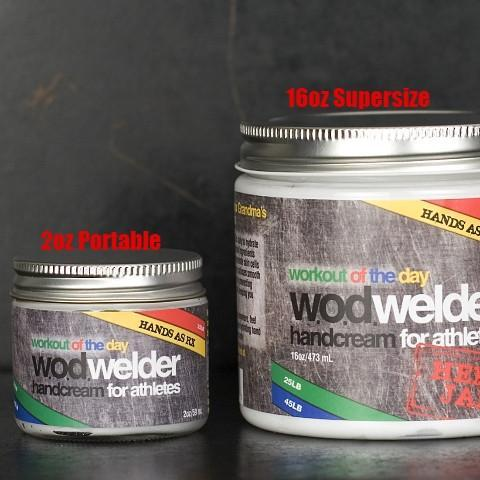 W.O.D.Welder Hands as Rx
