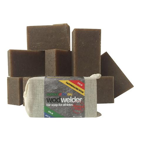 WO.D.Welder Coffee Soap Bar