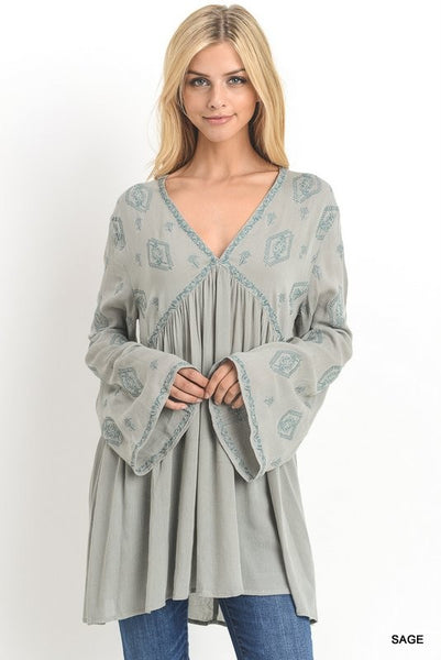 Chandler Tunic
