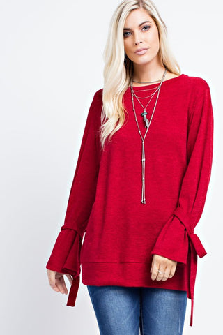 Gloria Sweater Top