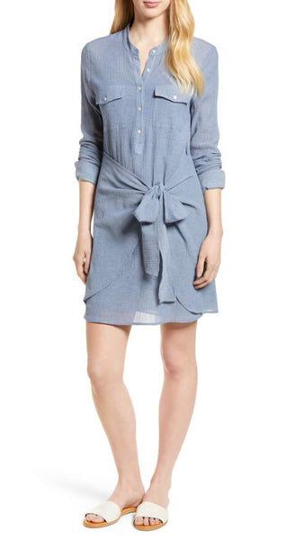 Joanna Chambray Dress
