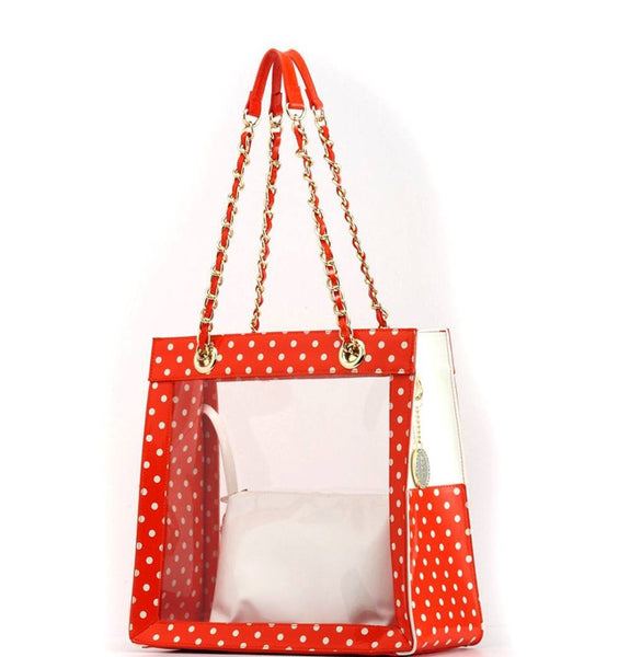 Andrea Clear Score!™ Everyday Tote