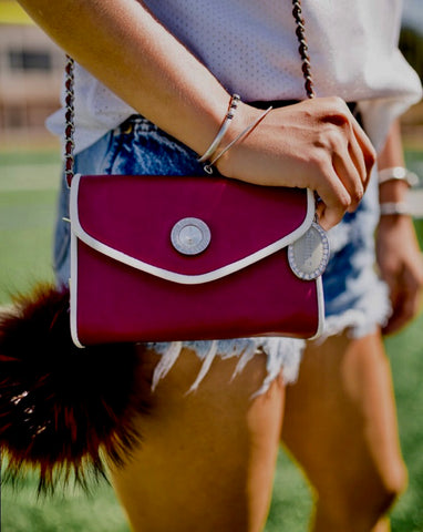 Eva Clutch SCORE!™ Stadium Compliant Bag