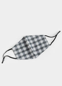 Got You Covered Plaid Face Mask