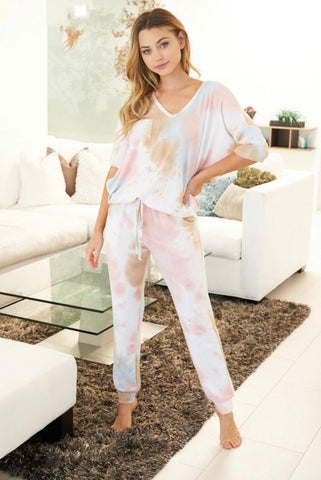 Aubrey Lounge Pants Set