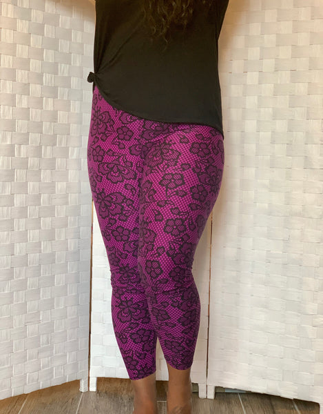 Violet Leggings