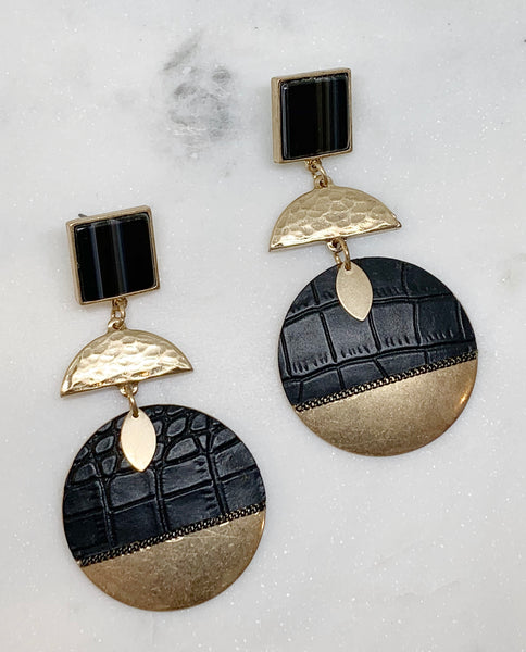 Bentley Earrings