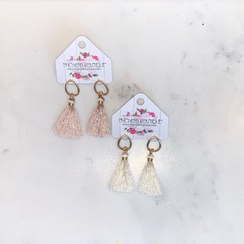 Promotion Earrings