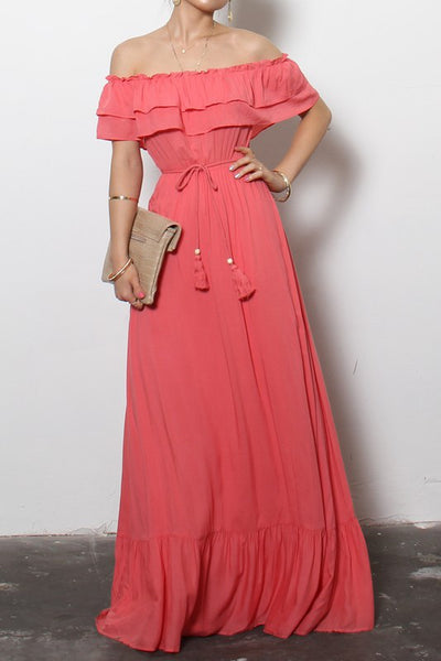 Yesenia Maxi Dress