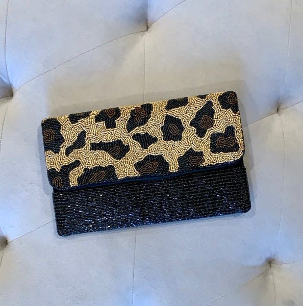Walk On The Wild Side Clutch