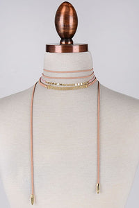 Isla Wrap Necklace