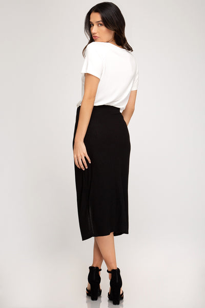Cheyenne Wrap Skirt