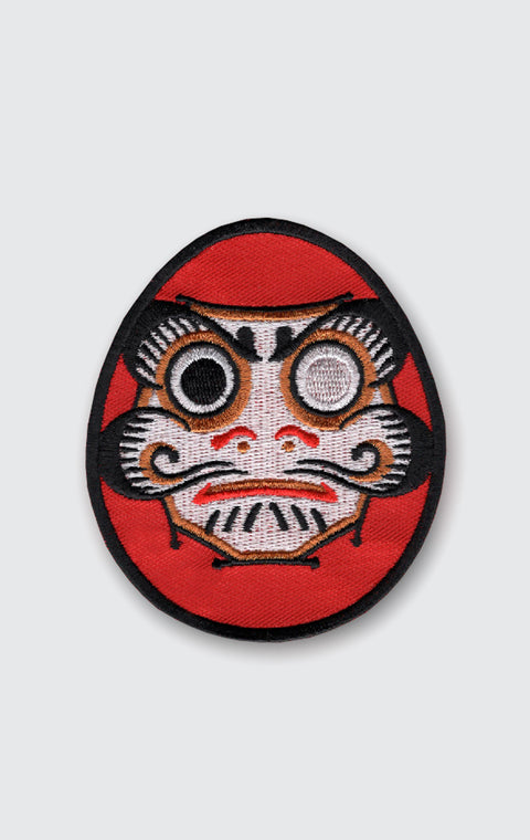 Daruma, patch by Manekistefy