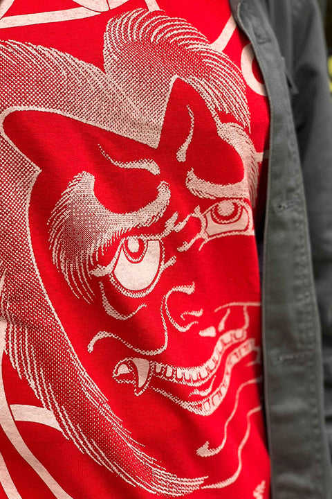 Tengu, T-shirt by Manekistefy