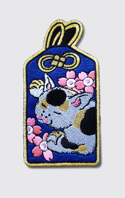 Omamori, patch by Manekistefy