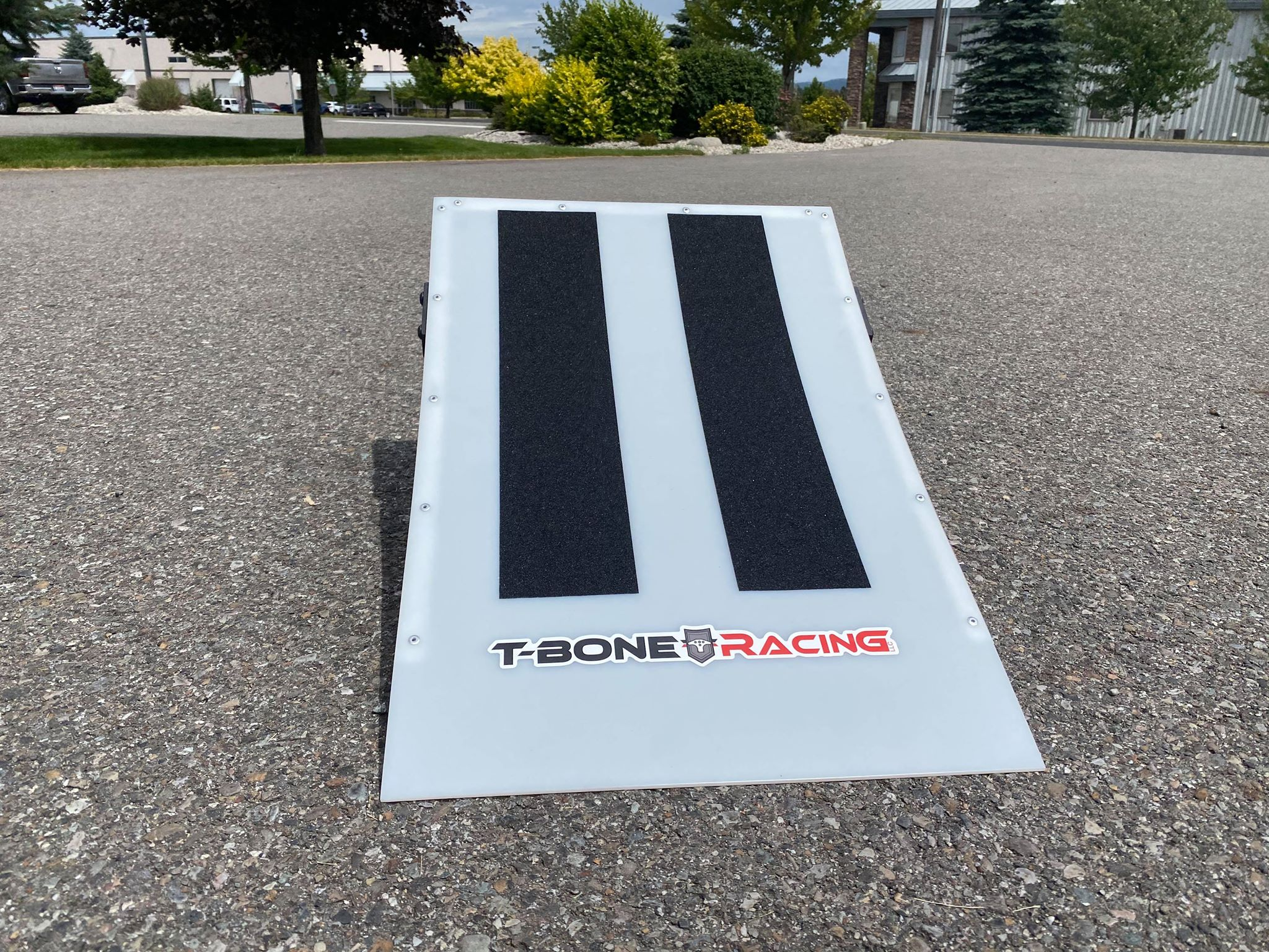 TBR Mini Ramp - The portable RC jump built for bashers!