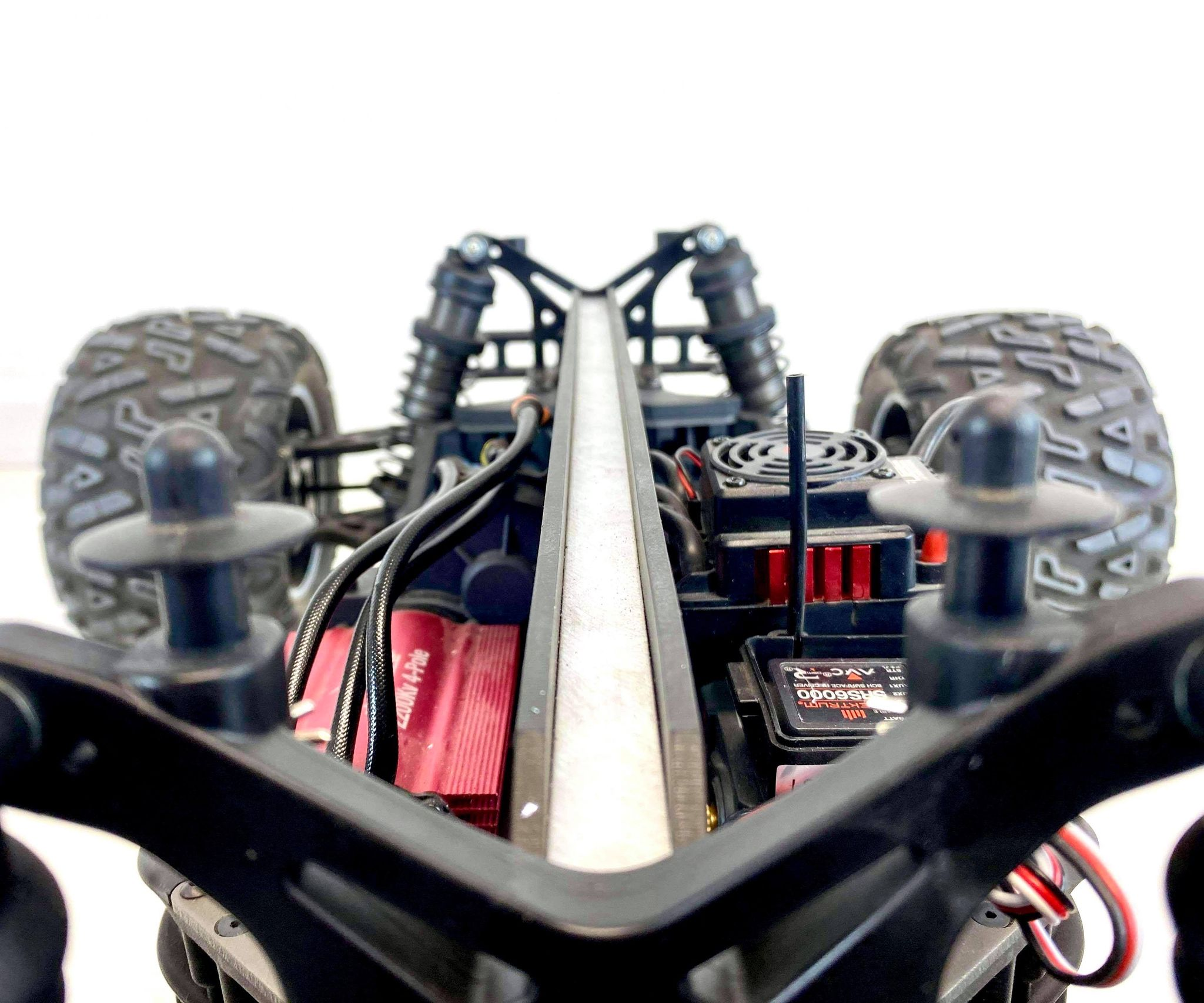 TBR T2T Tower to Tower Brace - Losi LST 3XLe