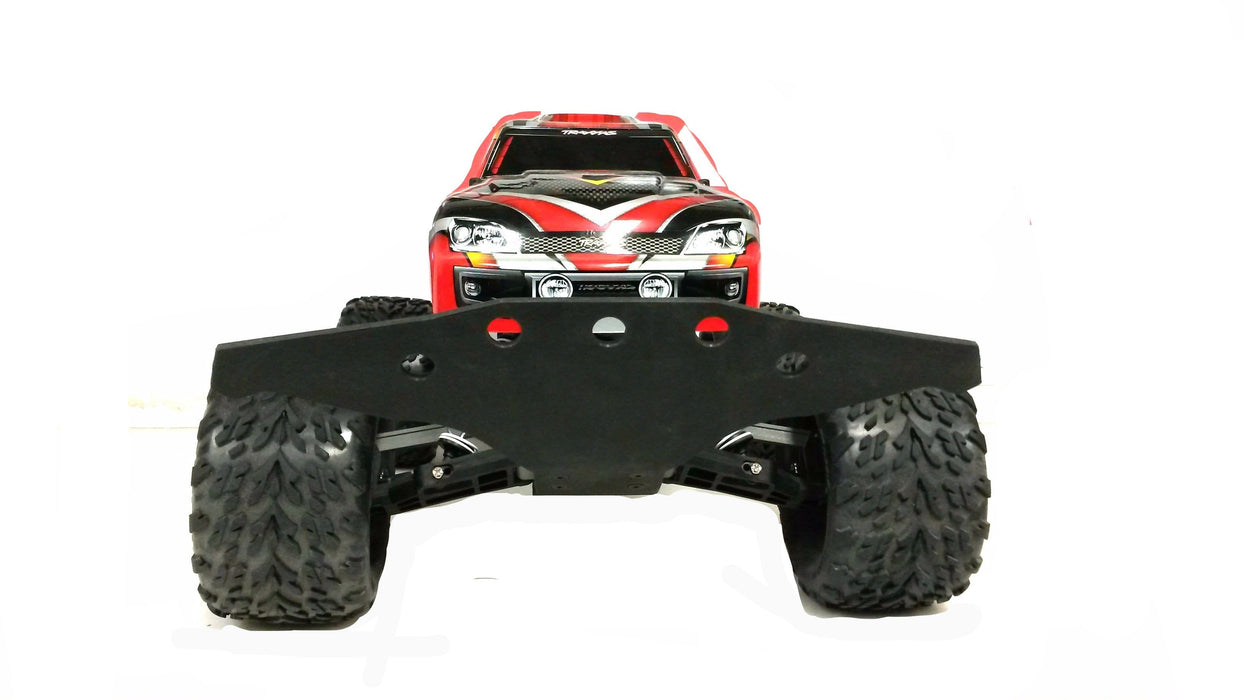 Wide Basher front bumper for Stampede 2wd.