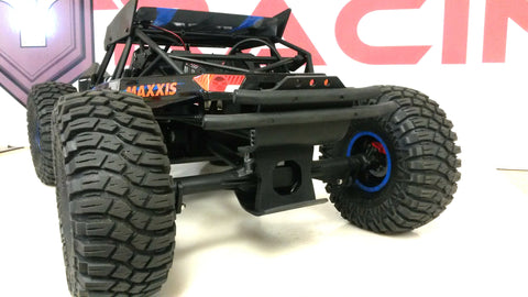 37202 - TBR XV4 Rear Bumper and Diff Skid for Losi Upgrade - Losi Rock Rey