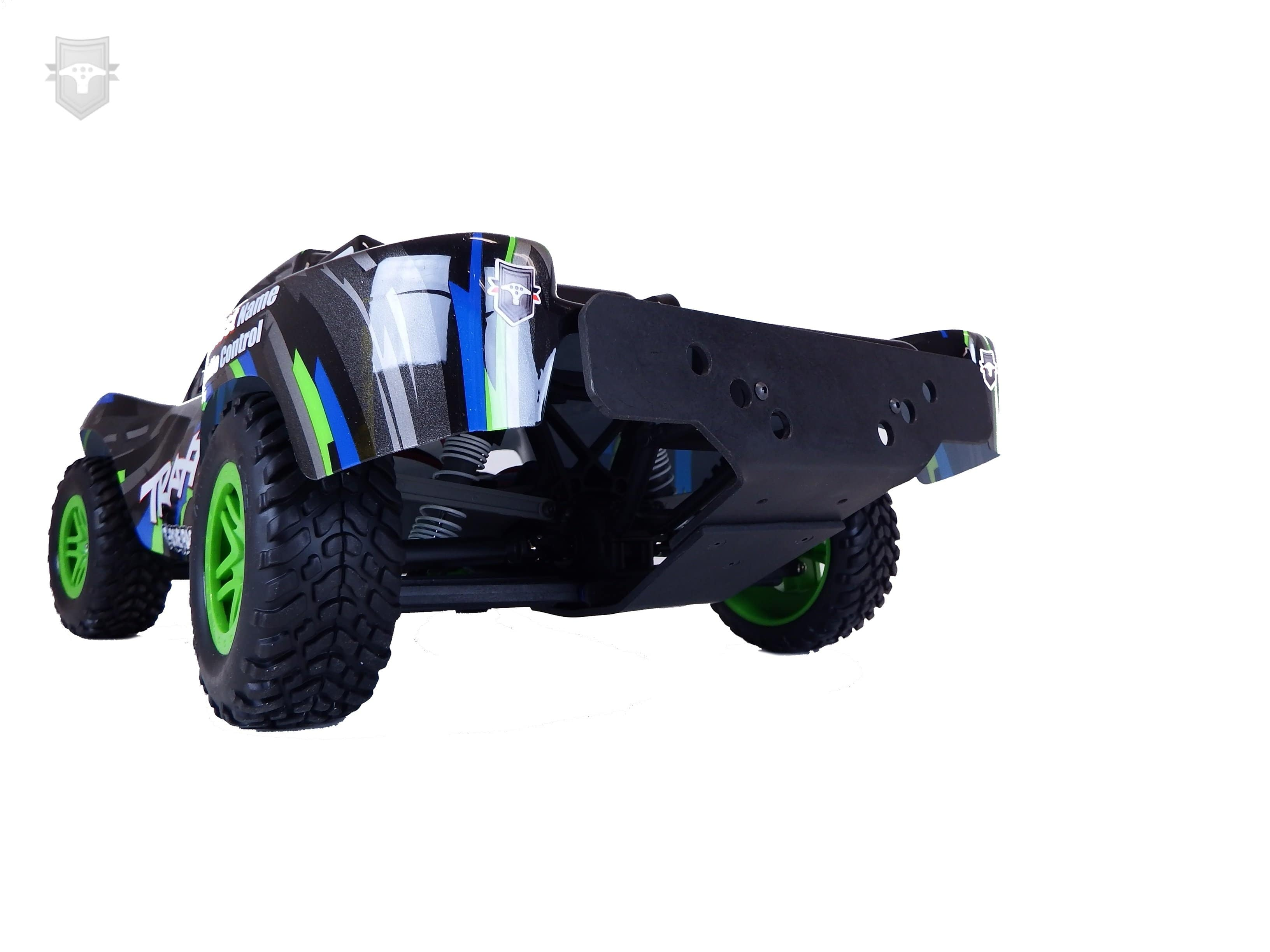 TBR SC Basher V3 Rear Bumper - Traxxas Slash 4x4 - 62070