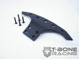 11141 - TBR Racer2 Front Bumper -- Associated B5 (Rear Motor)