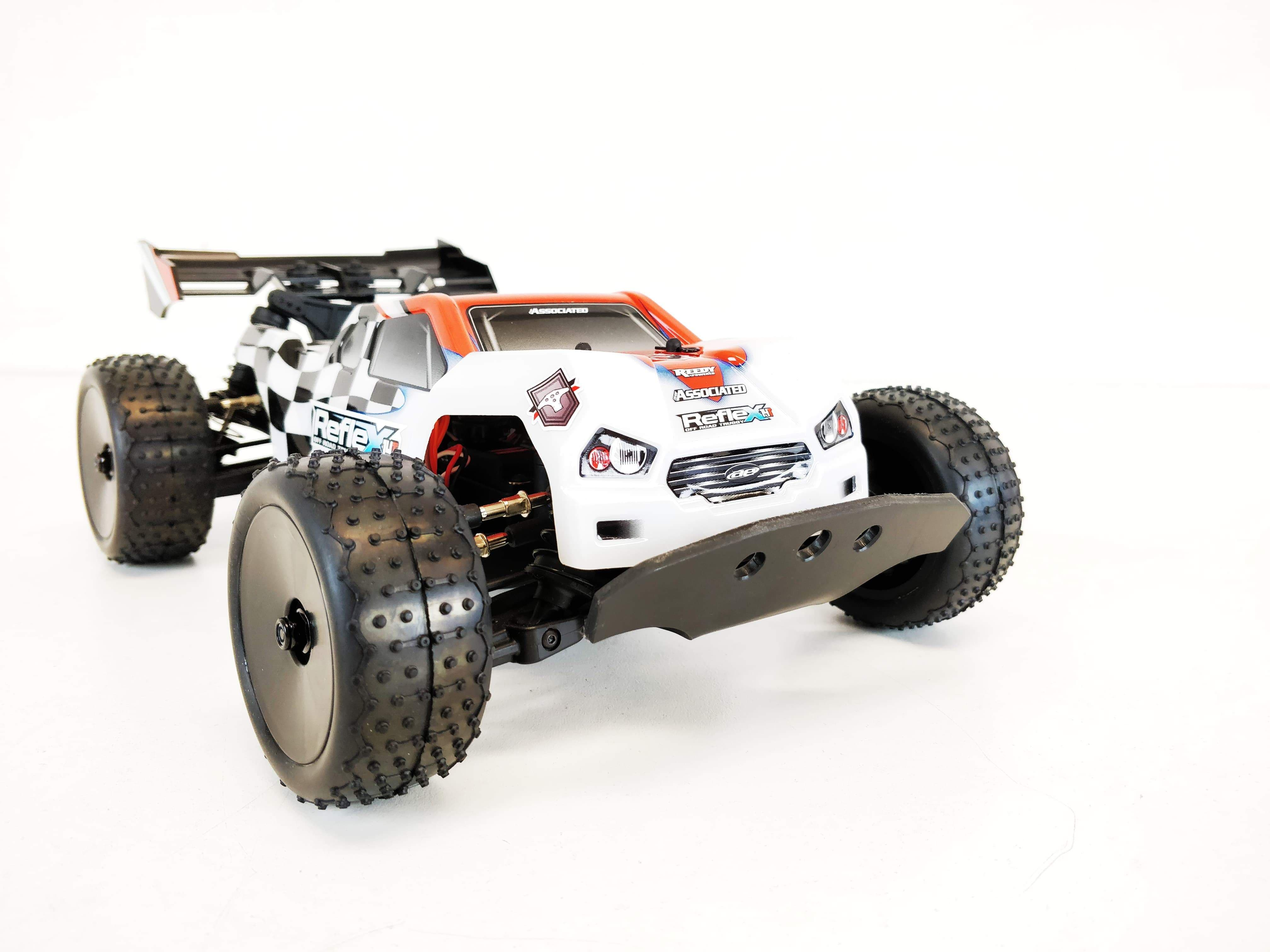 TBR Basher Front Bumper - Team Associated Reflex 14T - 11170