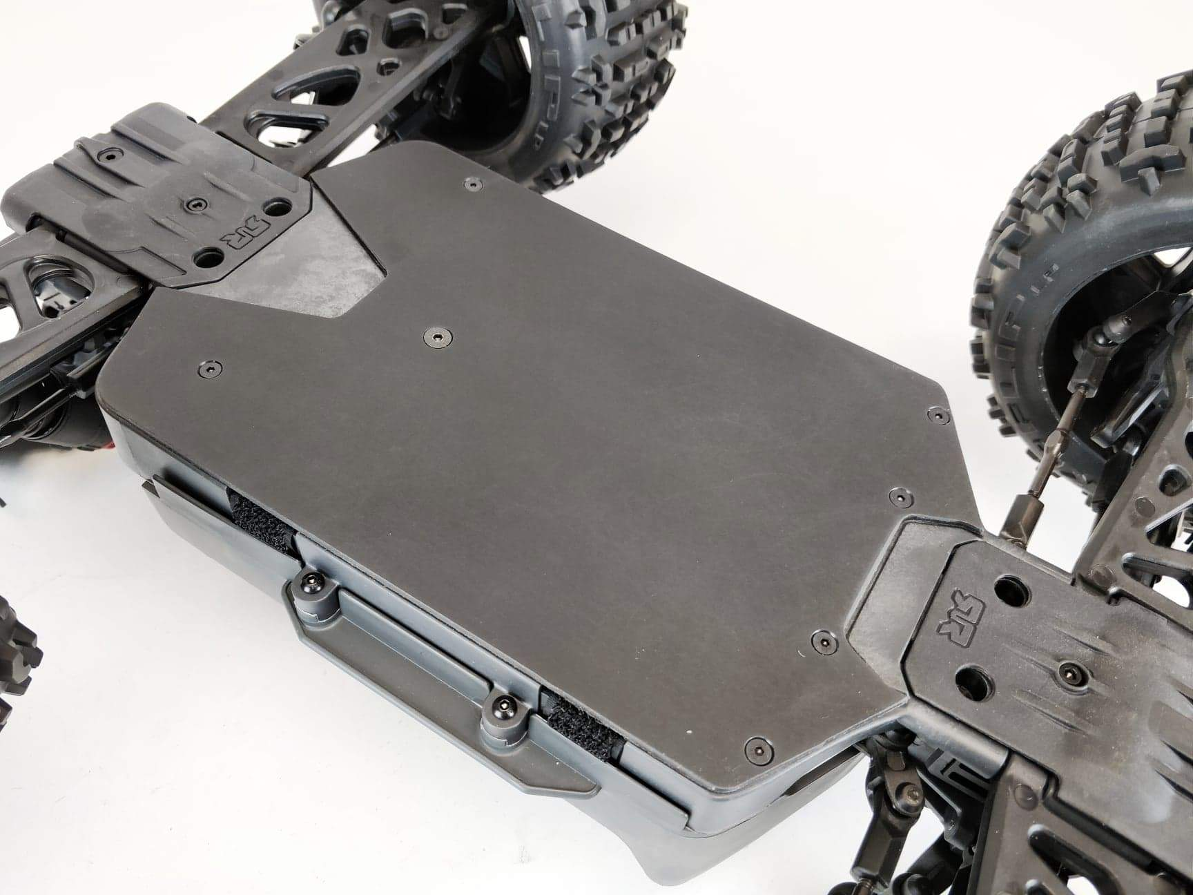 TBR Chassis Skid - Arrma Outcast 4S - 10110