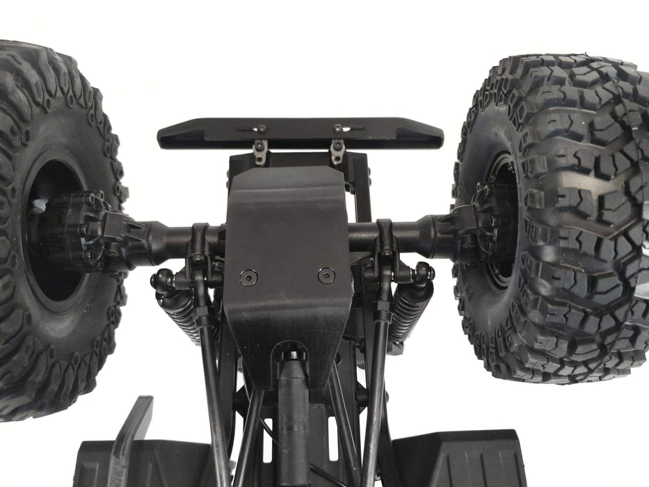 62207 - TBR Rear Differential Skid Plate - Traxxas TRX4