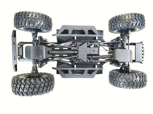 62209 - TBR Side Rail Rock Sliders  - Traxxas TRX4