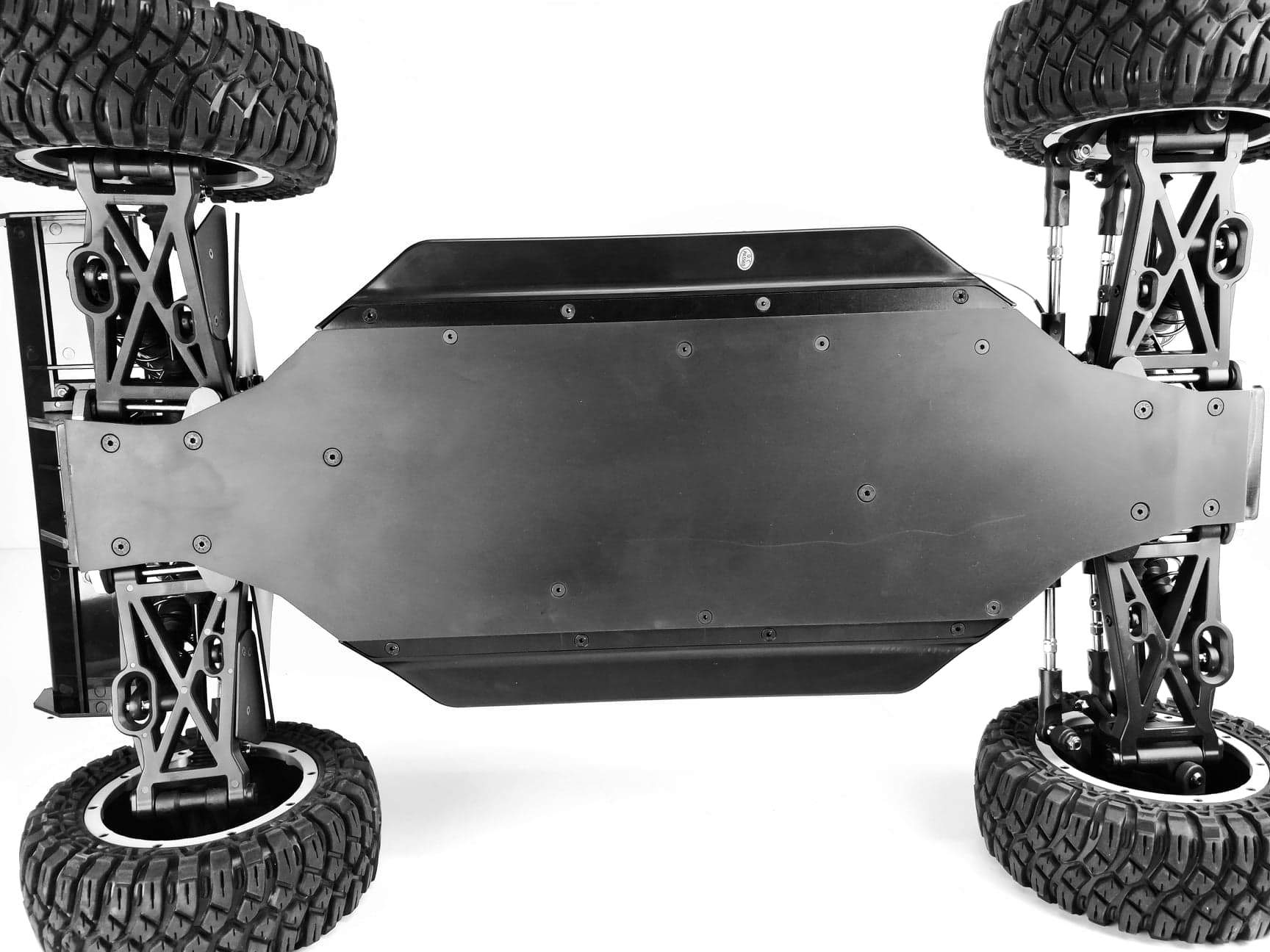 Full Chassis Skid - Losi DBXLe - 37242