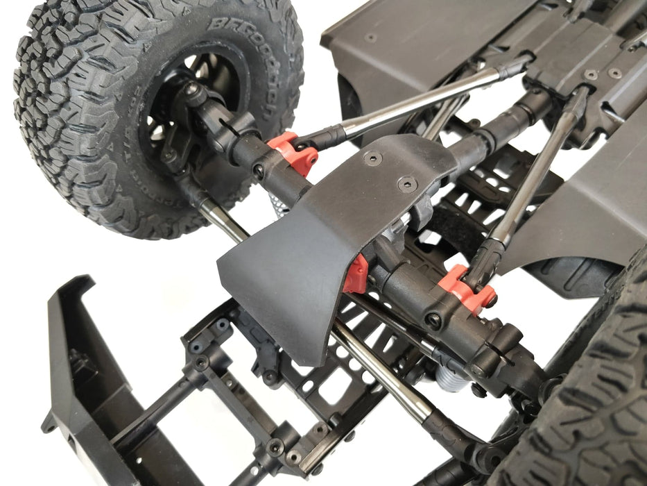 TBR Front Differential Skid Plate - Axial SCX10 II