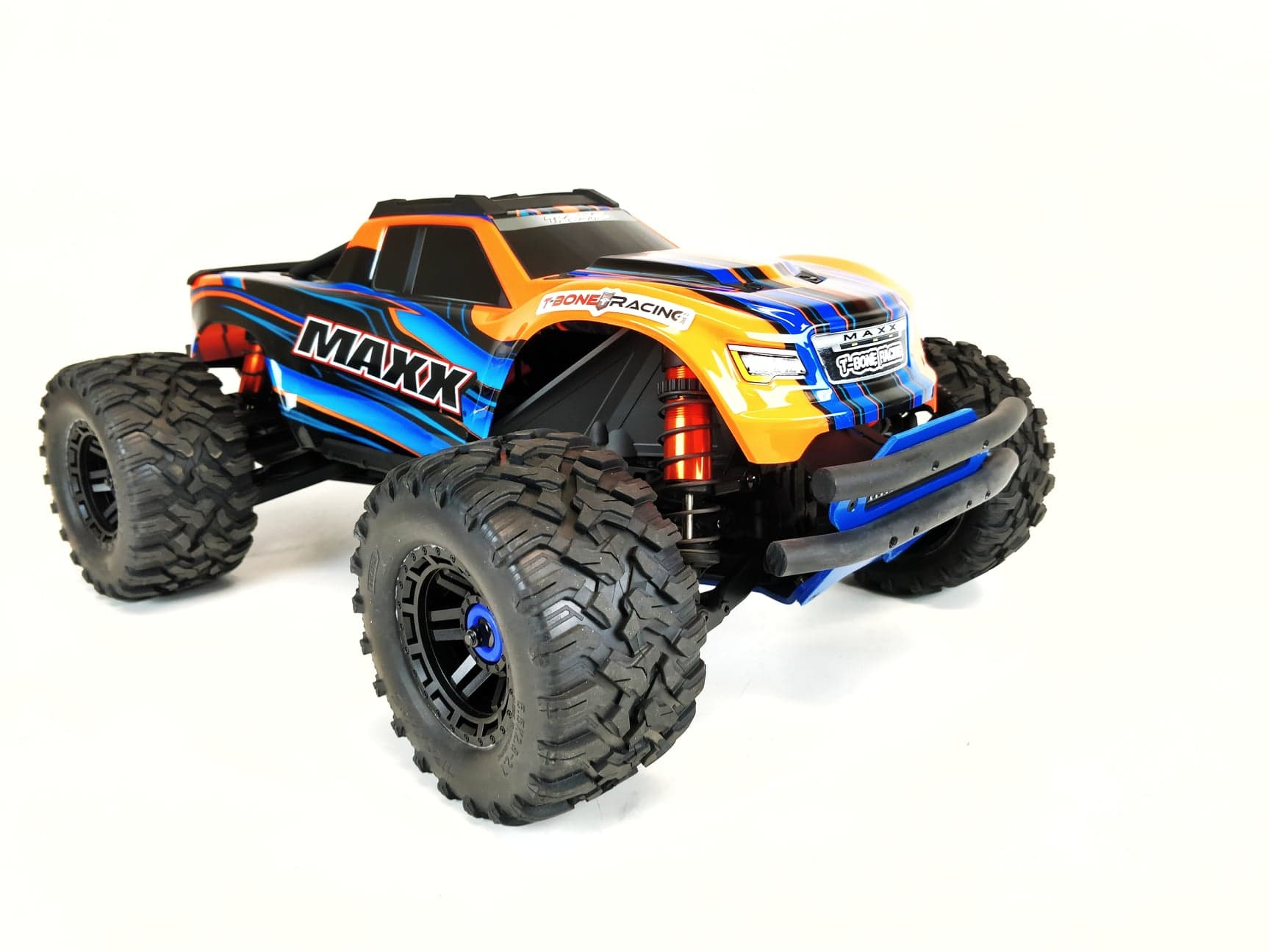 Traxxas Maxx 4s Xv4 Front Bumper From T Bone Racing Find great deals on ebay for traxxas x maxx body. xv4 front bumper traxxas maxx 62212