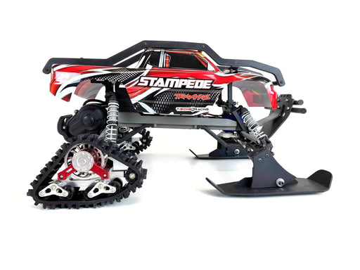 BACKORDER - 85100 - TBR Traxxas 2WD Snow Tracks
