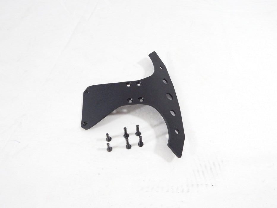 11147 - TBR Racer2 Chassis Brace MM Front Bumper - Associated B5 (Mid Motor)