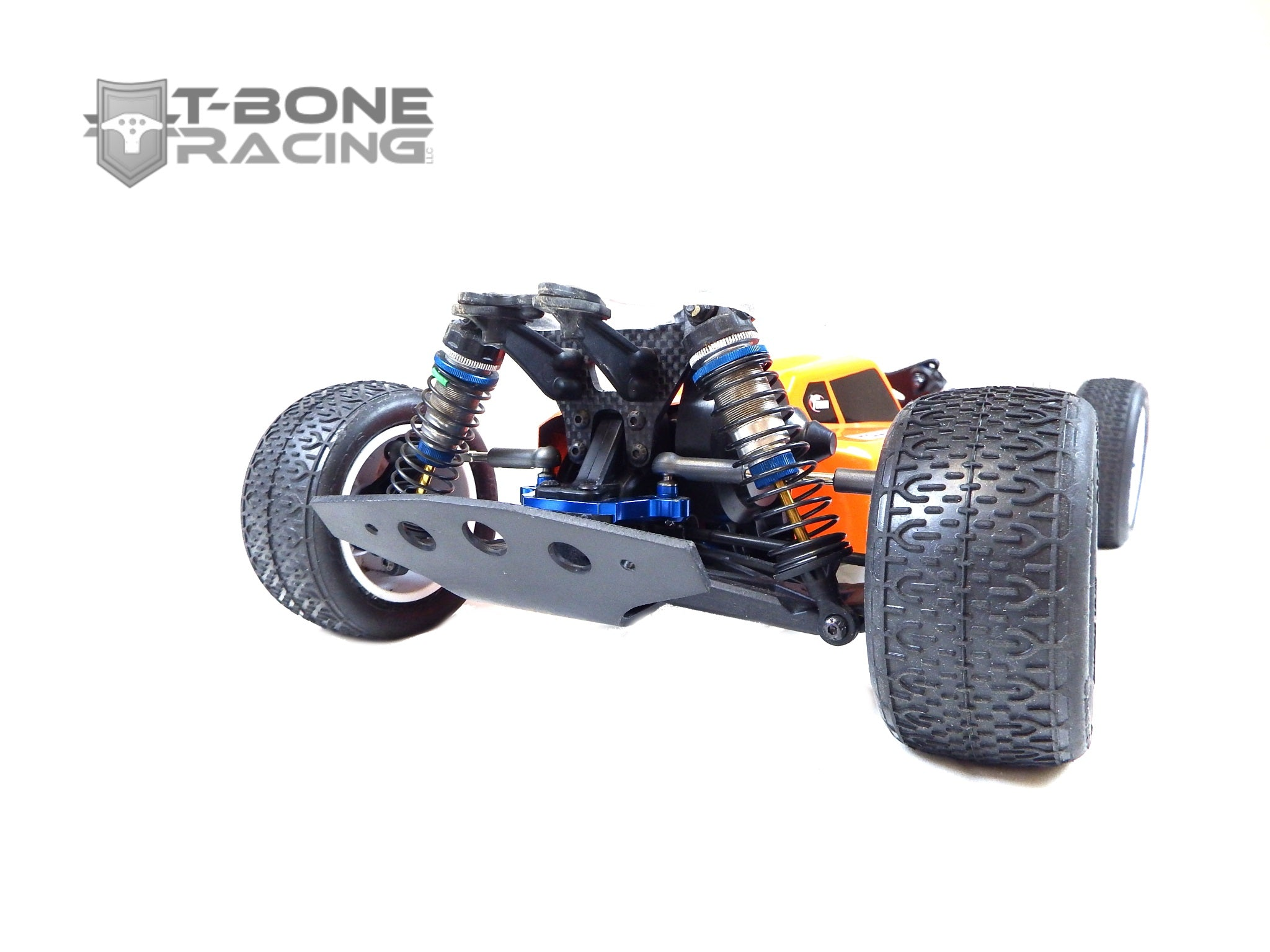 TBR TBR2 Rear Bumper - Team Associated B6 / B6D - 11157