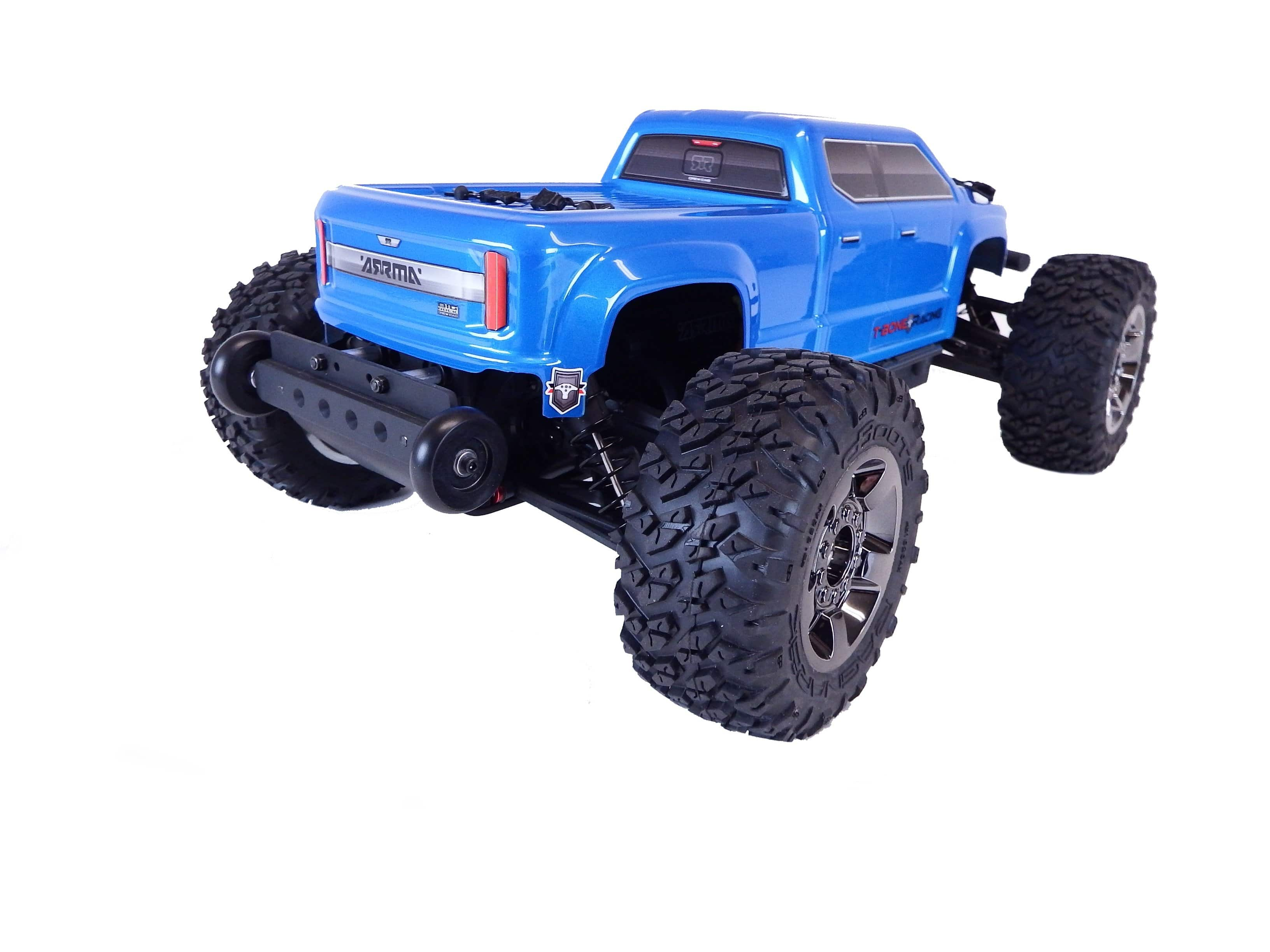 TBR Wheelie Bar - Arrma Big Rock 4x4  3S - 10096