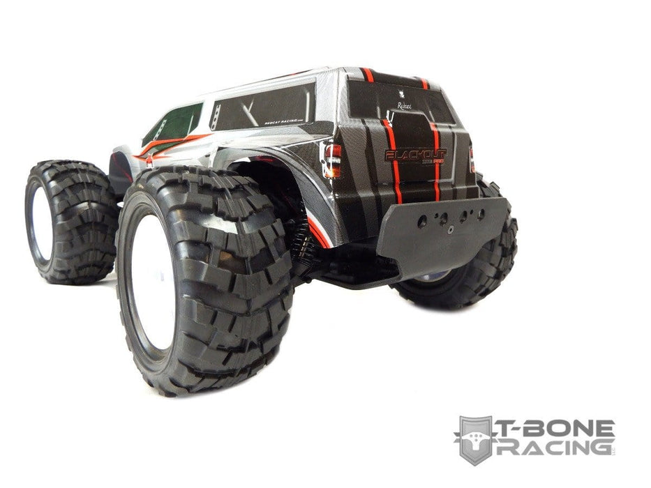 TBR Rear Bumper - RedCat Racing Blackout XTE Pro SUV
