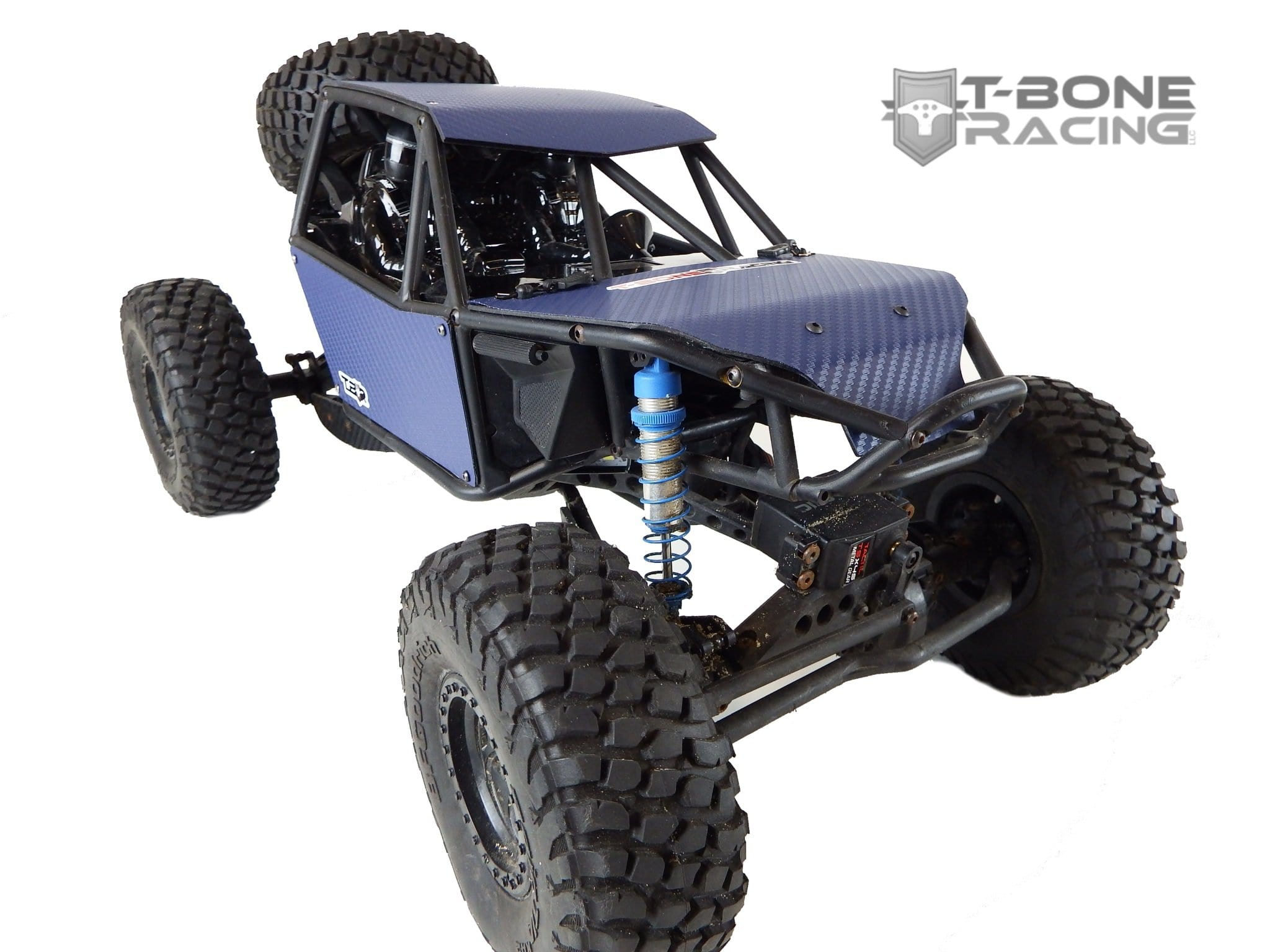 TBR Body Panel Set - Axial Bomber RR10 - 12007