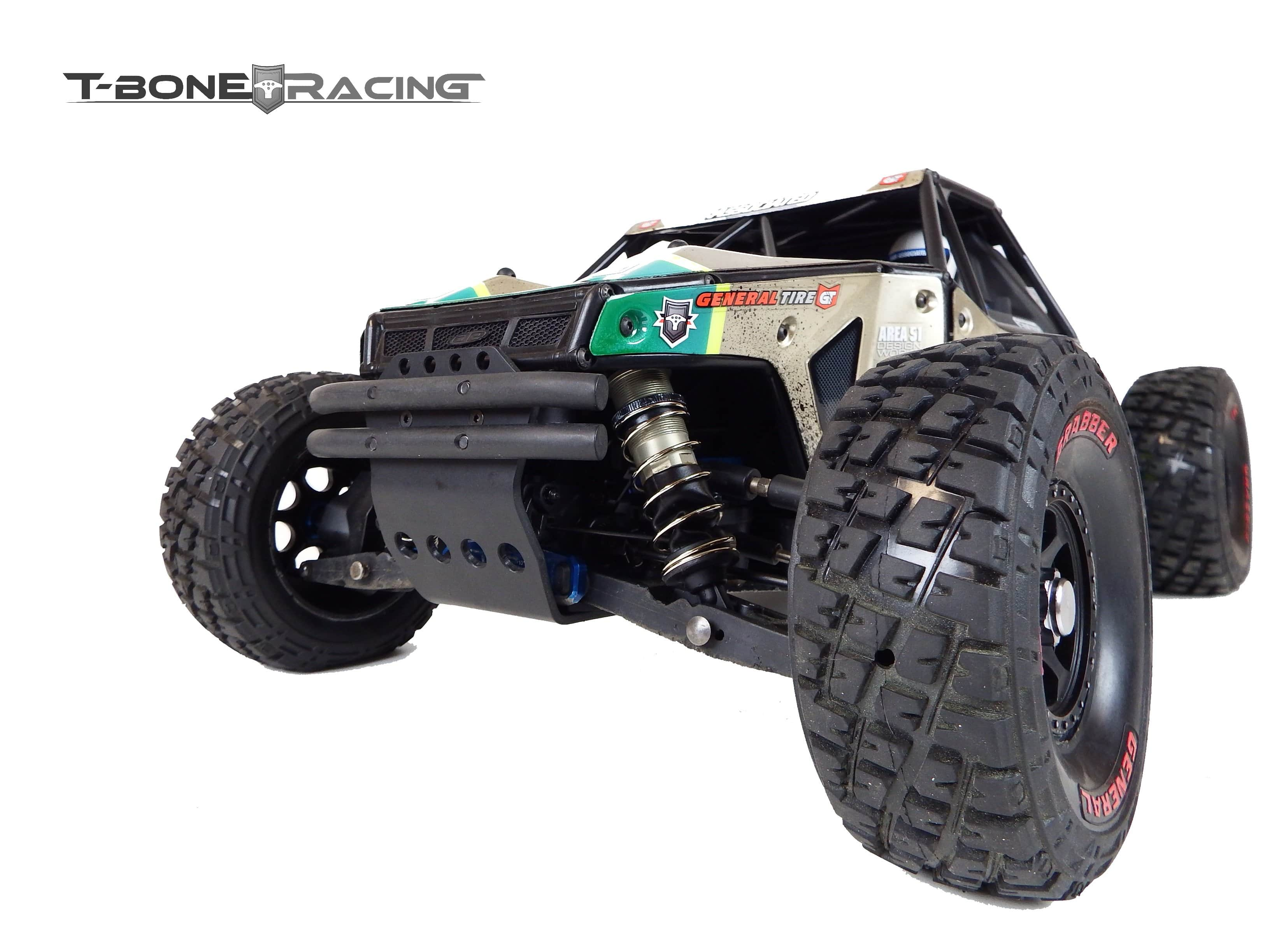 TBR XV4 Front Bumper - Team Associated Nomad DB8 - 11167