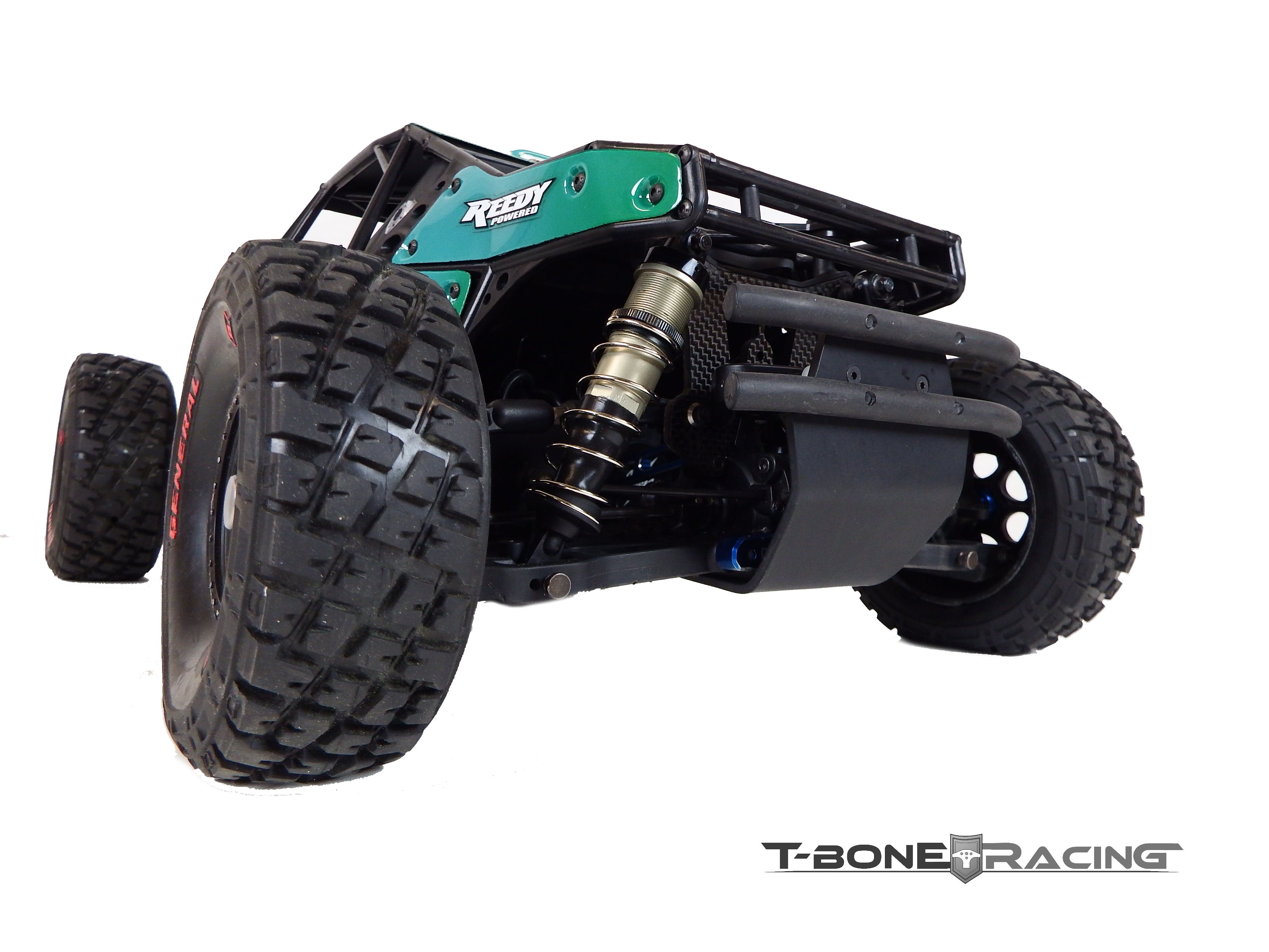TBR XV4 Rear Bumper - Team Associated Nomad DB8 - 11168