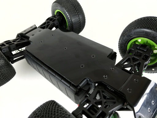 20110 - TBR Chassis Skid - HPI Savage XS Flux