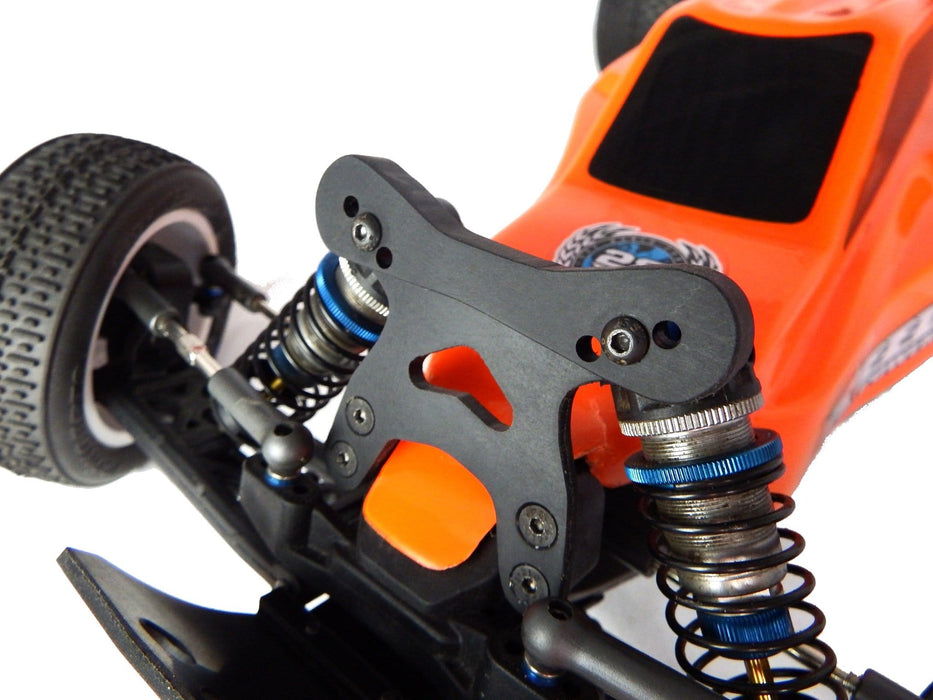 TBR Front Shock Guard - Team Associated B6D - 11152
